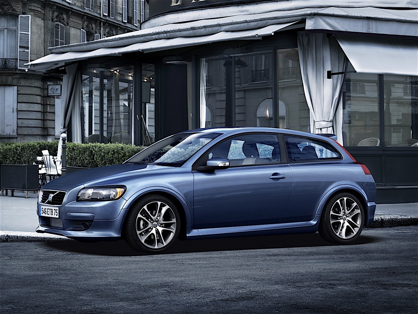 VOLVO C30 specs & photos - 2006, 2007, 2008, 2009 ...
