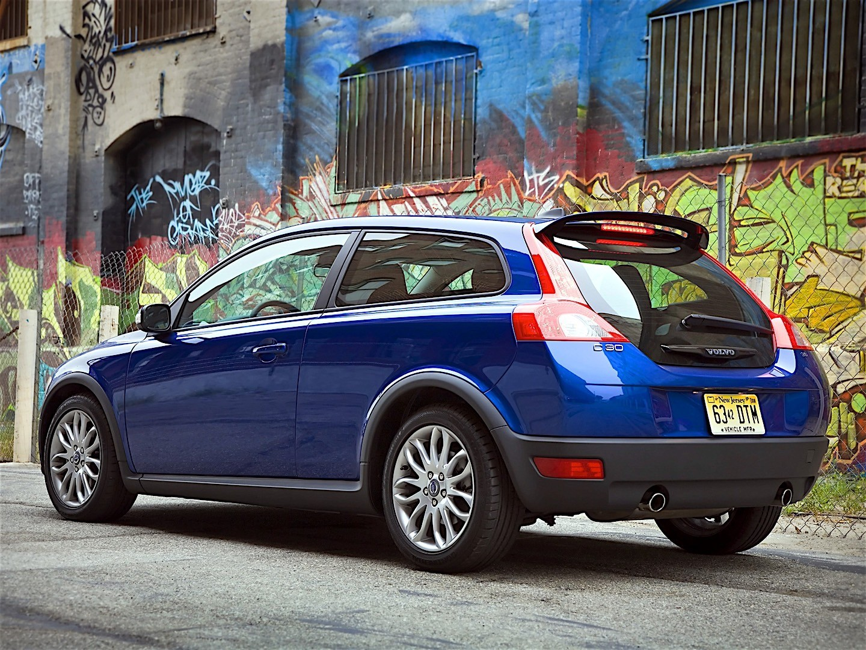 Volvo C30 Kokemuksia