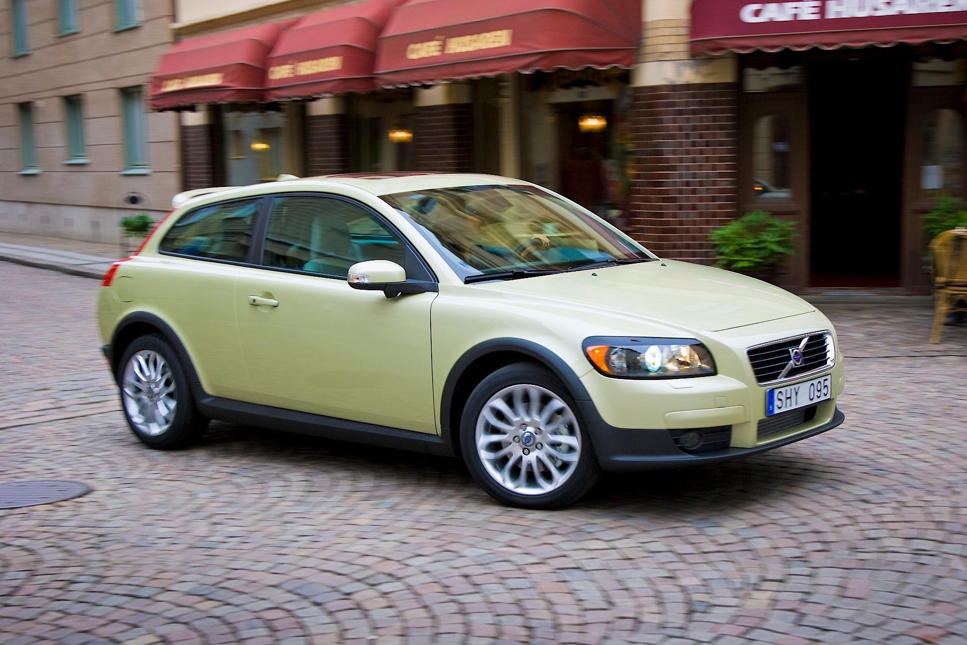 VOLVO C30 - 2006, 2007, 2008, 2009 - autoevolution