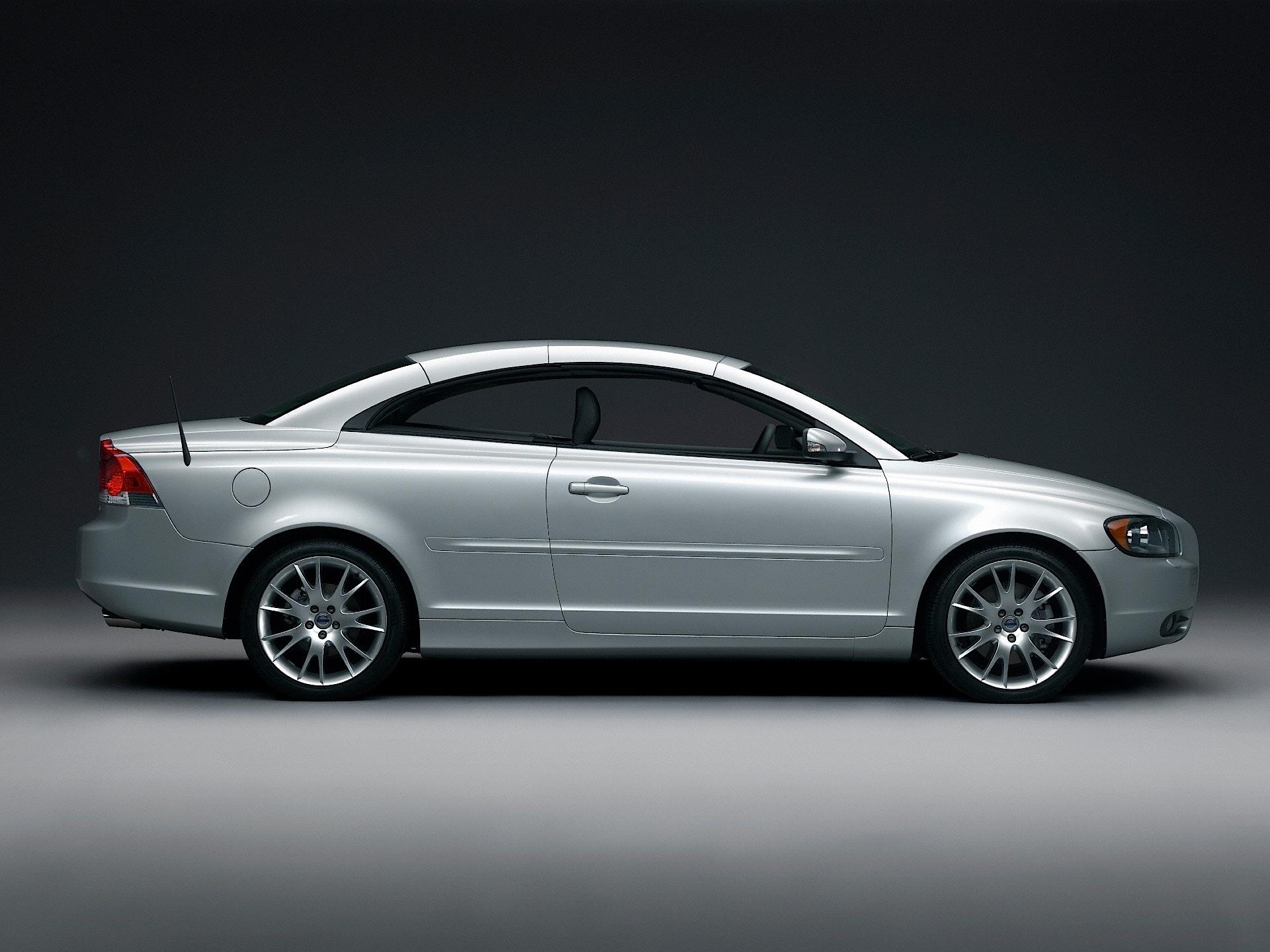 2005 Volvo C70 Convertible >> VOLVO C70 specs - 2005, 2006, 2007, 2008, 2009, 2010, 2011, 2012, 2013 - autoevolution