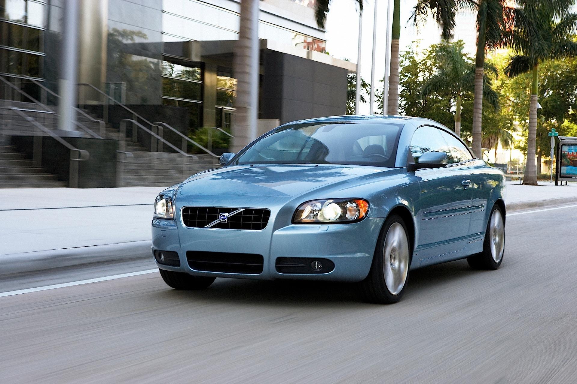 Volvo C70 2005 2006 2007 2008 2009 2010 2011 2012
