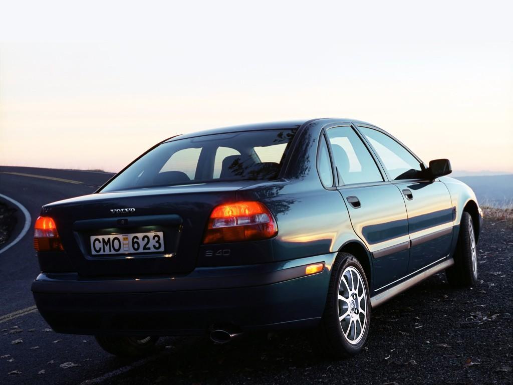 VOLVO S40 specs & photos - 2000, 2001, 2002, 2003, 2004 - autoevolution
