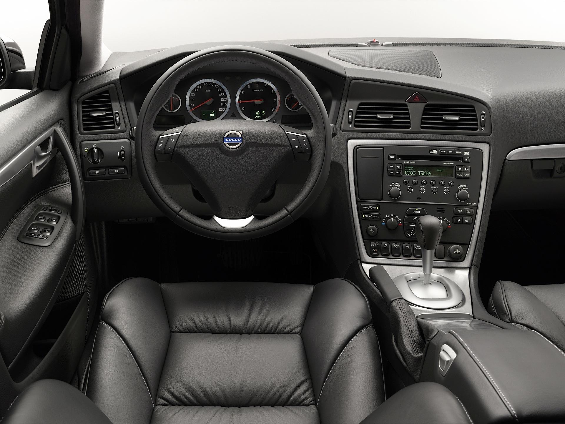 VOLVO S60 specs - 2008, 2009, 2010 - autoevolution