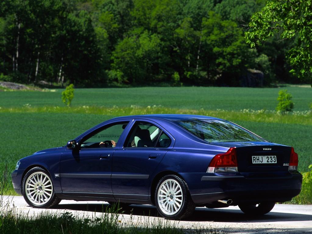 2001 volvo s60 t5 specs