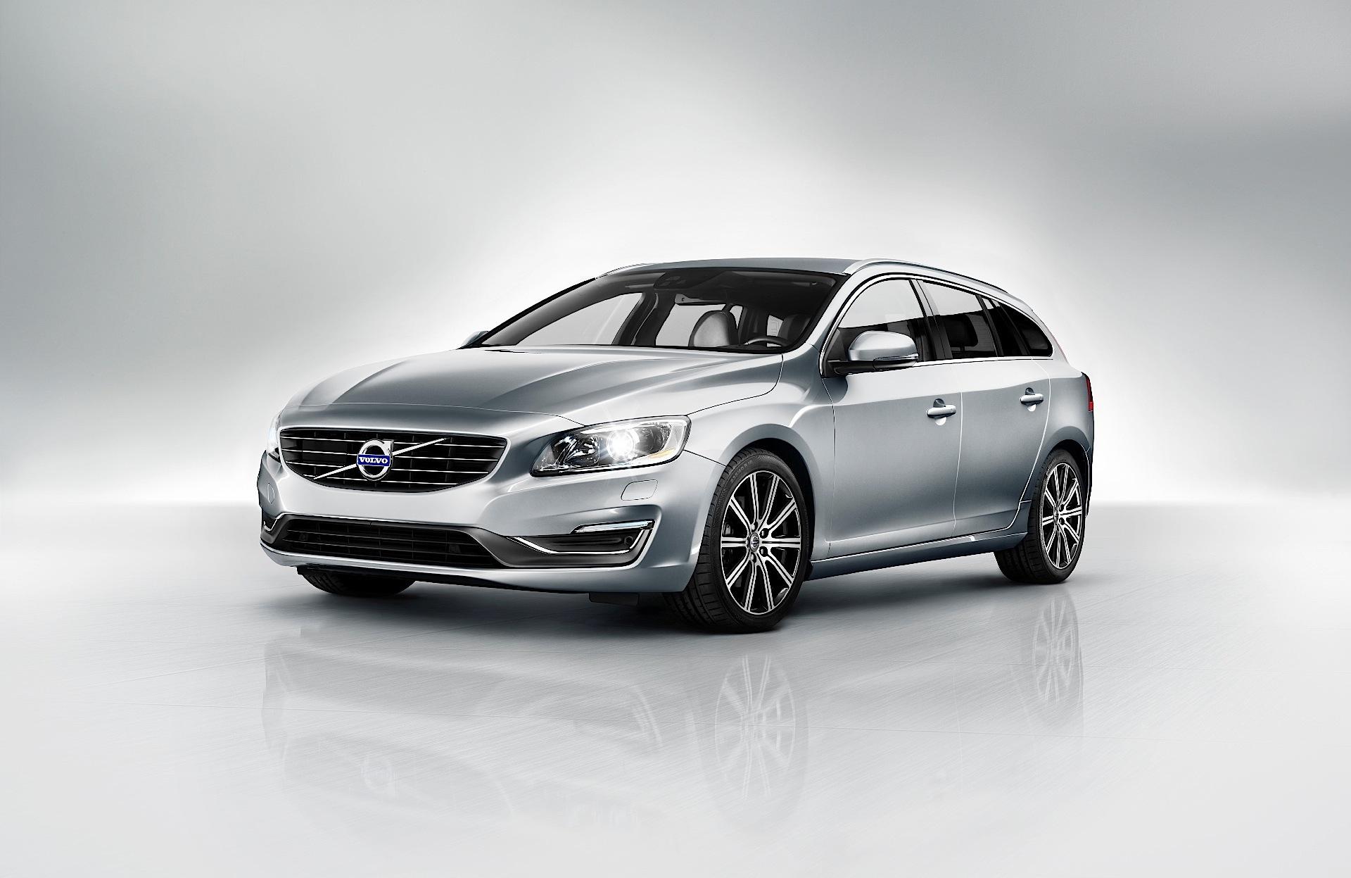 Volvo V60 2014 2015 2016 2017 Autoevolution
