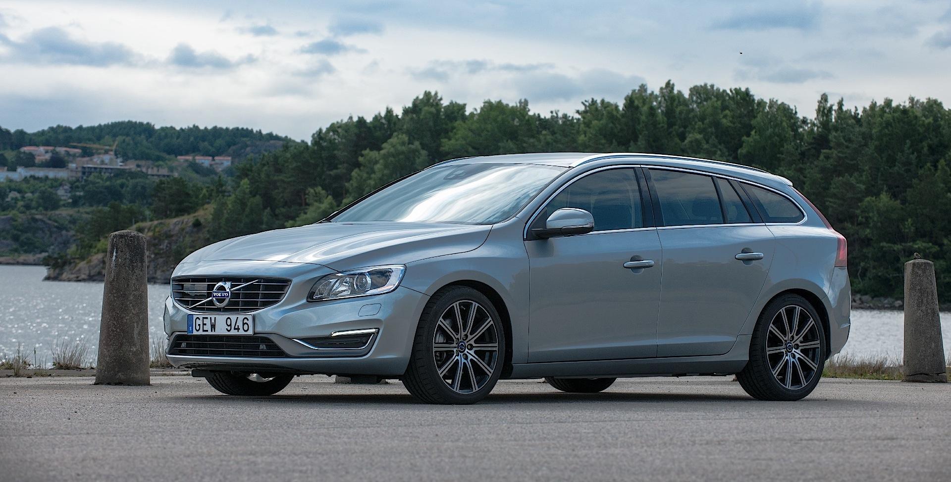 Volvo V60 Specs 2014 2015 2016 2017 2018 Autoevolution
