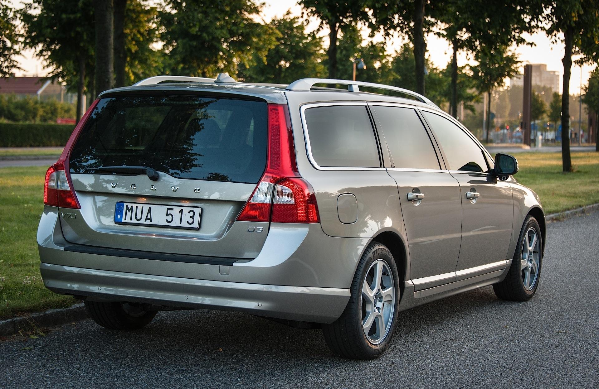 Volvo V70 2007 2008 2009 2010 2011 2012 2013 2014