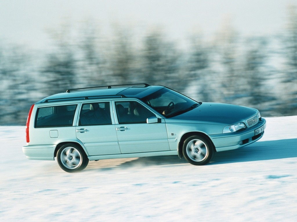 VOLVO V70 specs & photos - 1997, 1998, 1999, 2000 ...