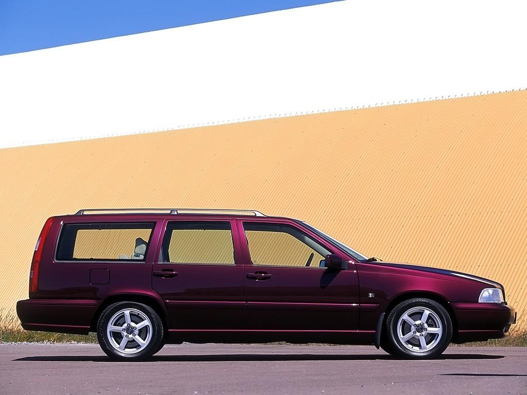 VOLVO V70 specs & photos - 1997, 1998, 1999, 2000 - autoevolution