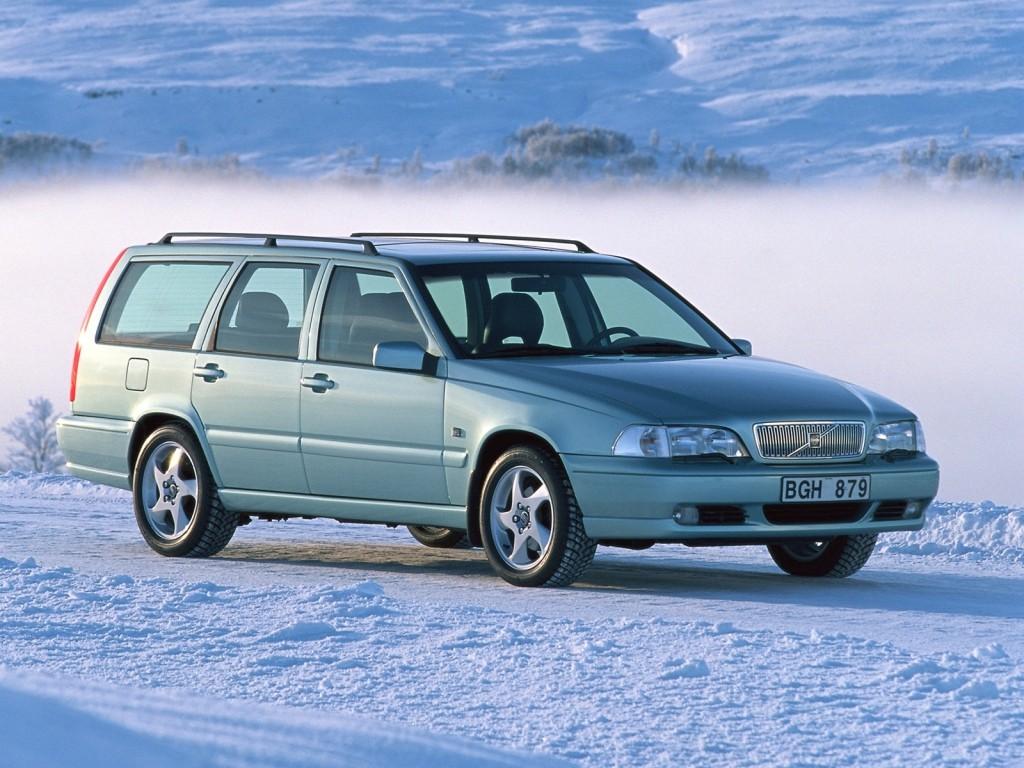 VOLVO V70 specs & photos - 1997, 1998, 1999, 2000 ...