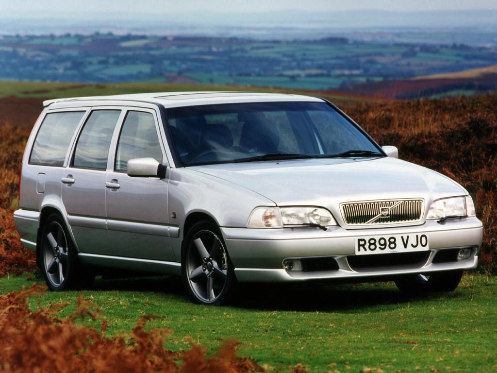 VOLVO V70 R specs & photos - 1997, 1998, 1999 - autoevolution