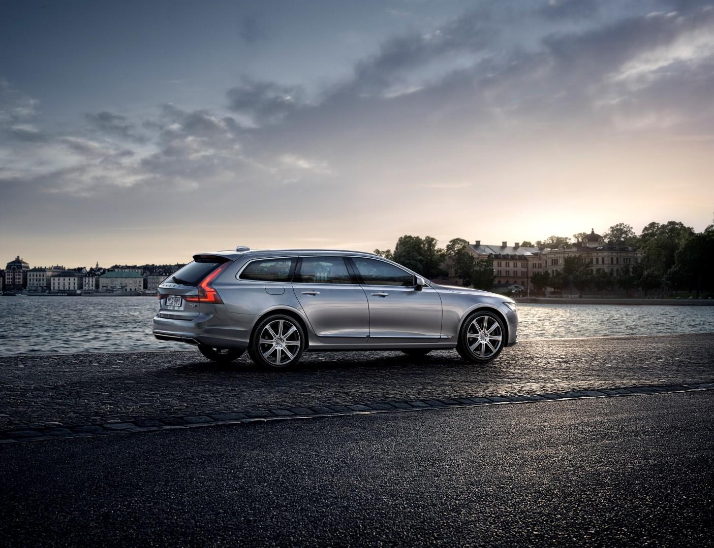 VOLVO V90 specs & photos - 2019, 2020 - autoevolution