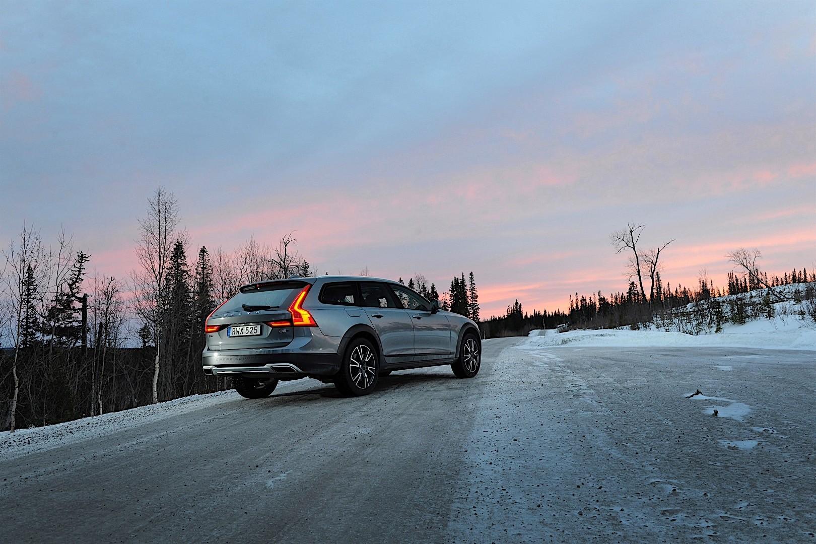 Volvo V Cross Country