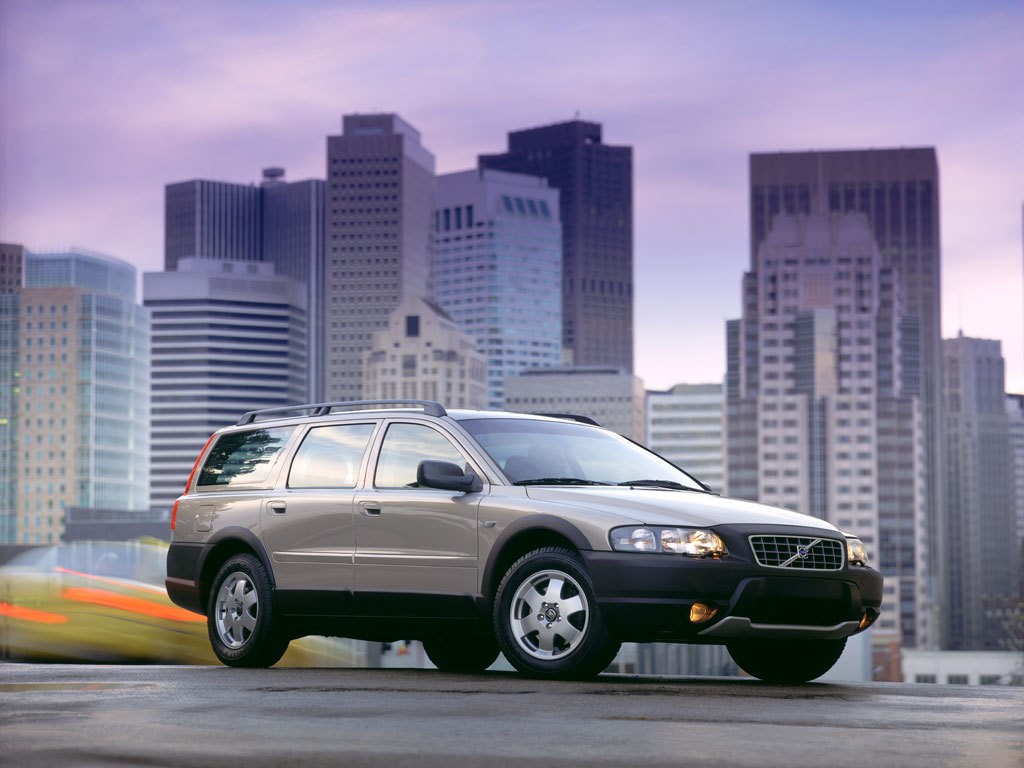 VOLVO XC70/ V70XC specs & photos - 2000, 2001, 2002, 2003, 2004 - autoevolution