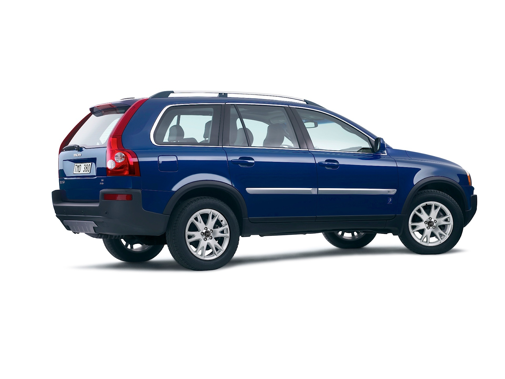 VOLVO XC90 specs - 2002, 2003, 2004, 2005, 2006 - autoevolution