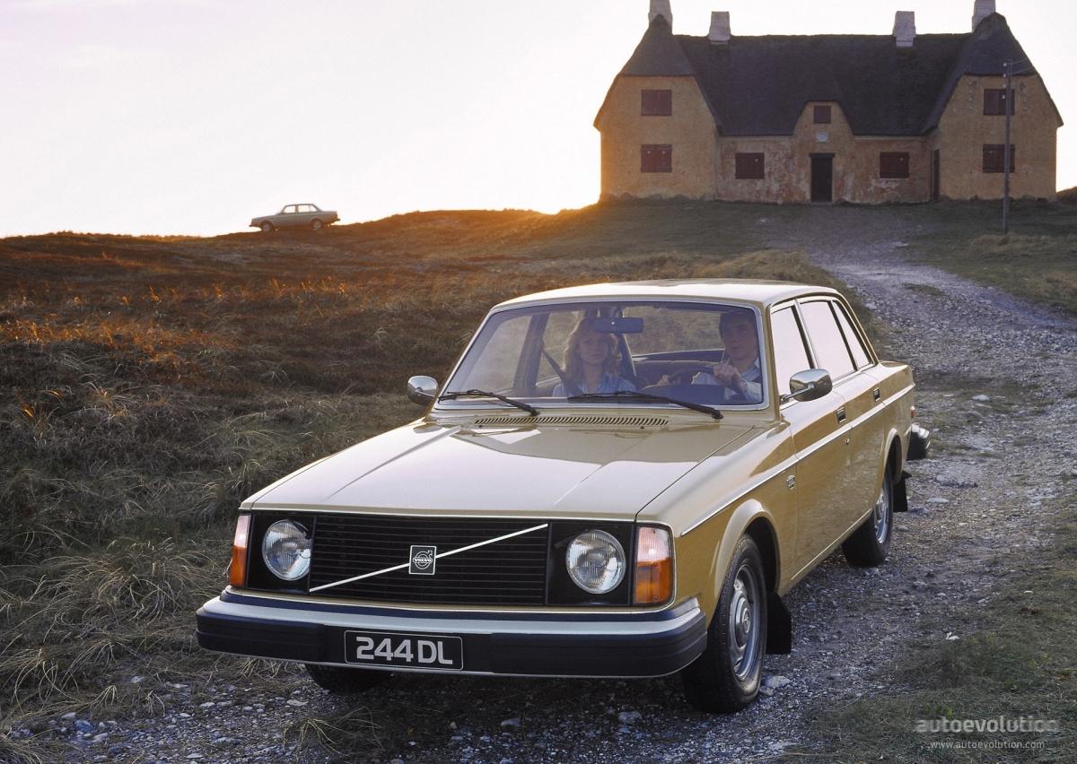 Volvo 244 Specs 1975 1976 1977 1978 1979 1980 1981