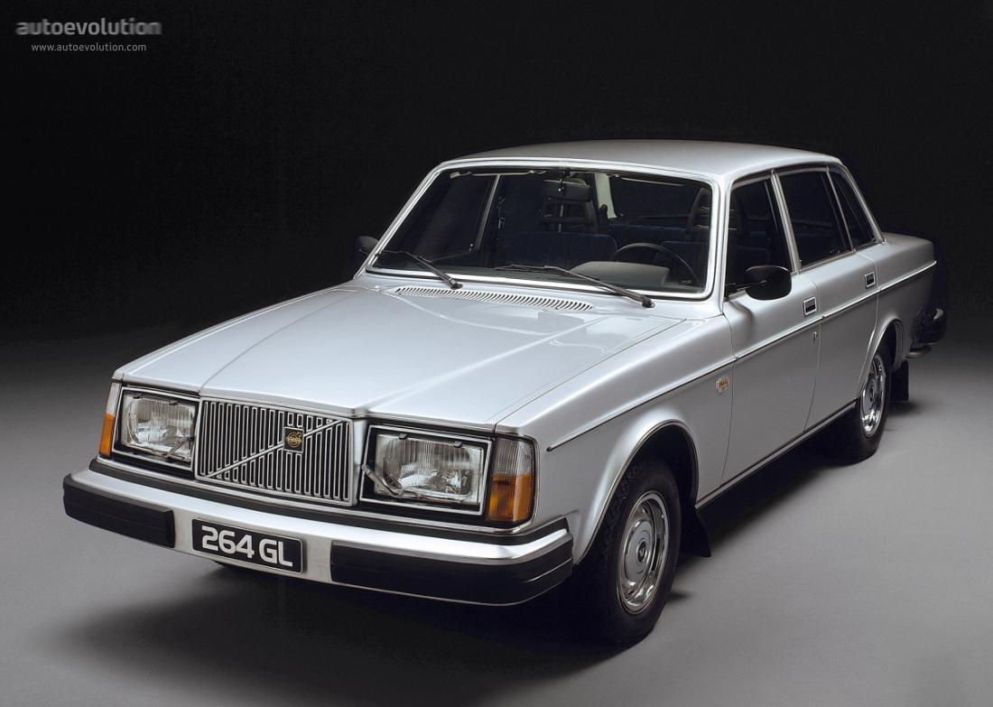 VOLVO 264 (1980 - 1982) ...