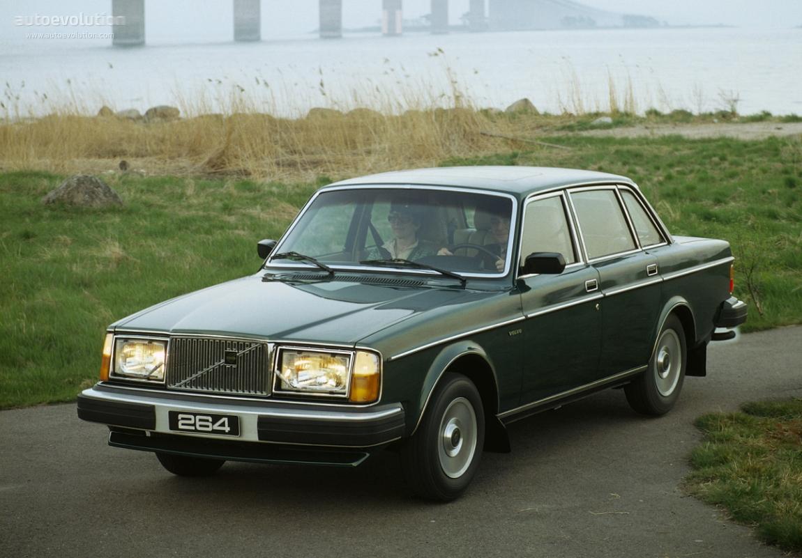 Volvo 264 1980 1981 1982 Autoevolution