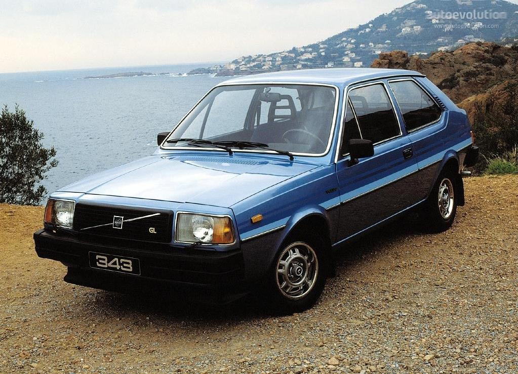 VOLVO 343 specs - 1978, 1979, 1980, 1981, 1982 - autoevolution