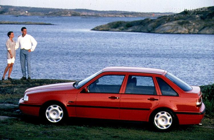 Volvo 440 1993 1994 1995 1996 Autoevolution