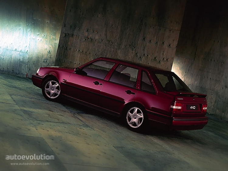 VOLVO 440 specs & photos - 1993, 1994, 1995, 1996