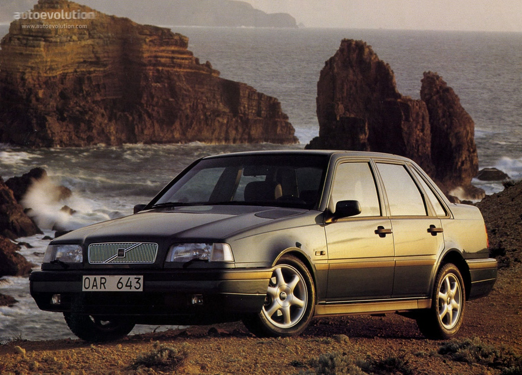 VOLVO 460 specs & photos - 1993, 1994, 1995, 1996 - autoevolution