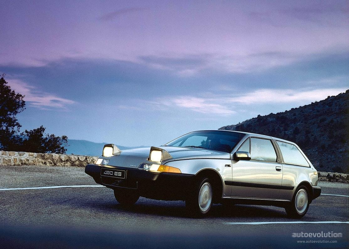 Volvo Of Cary >> VOLVO 480 - 1986, 1987, 1988, 1989, 1990, 1991, 1992, 1993, 1994, 1995 - autoevolution