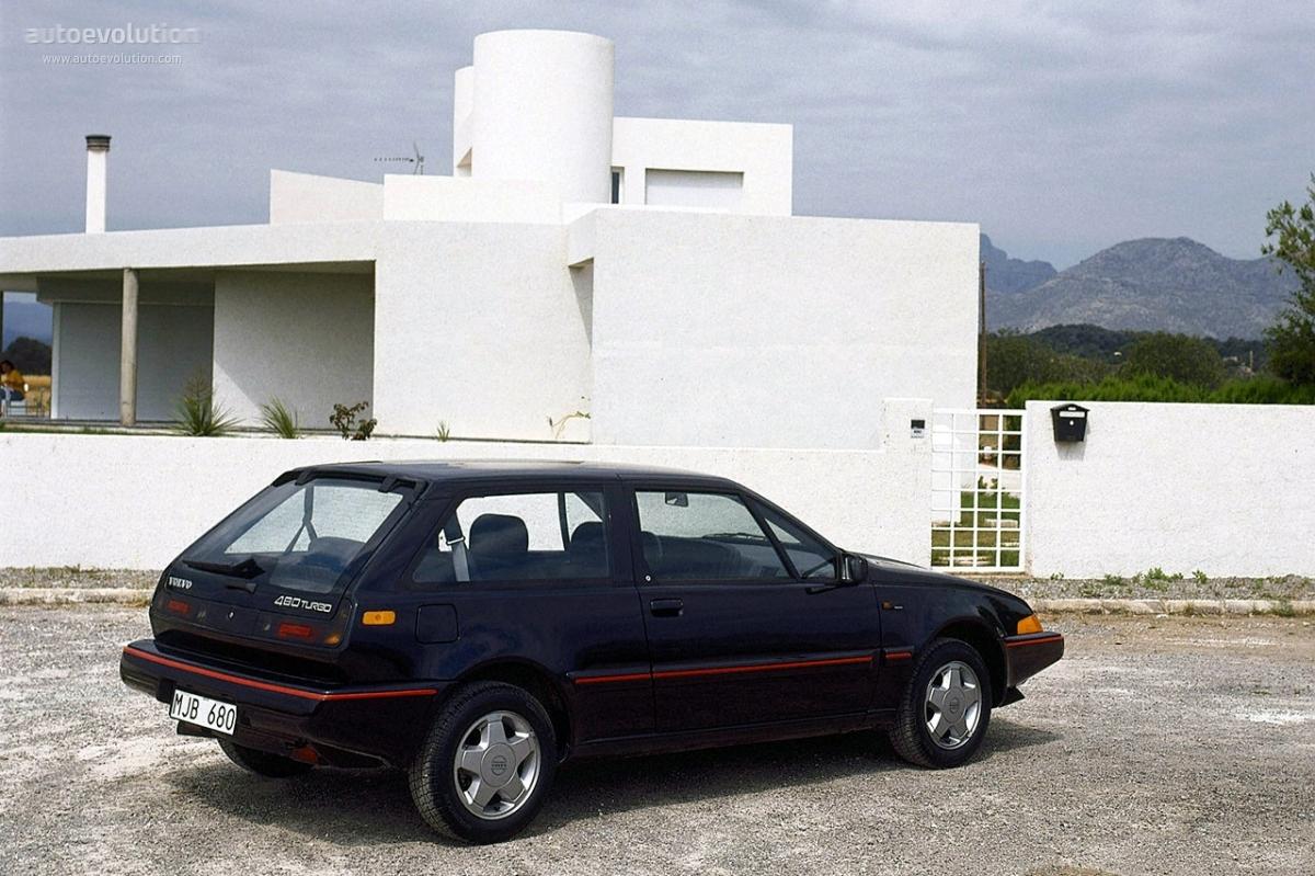 VOLVO 480 specs & photos - 1986, 1987, 1988, 1989, 1990, 1991, 1992, 1993, 1994, 1995 ...