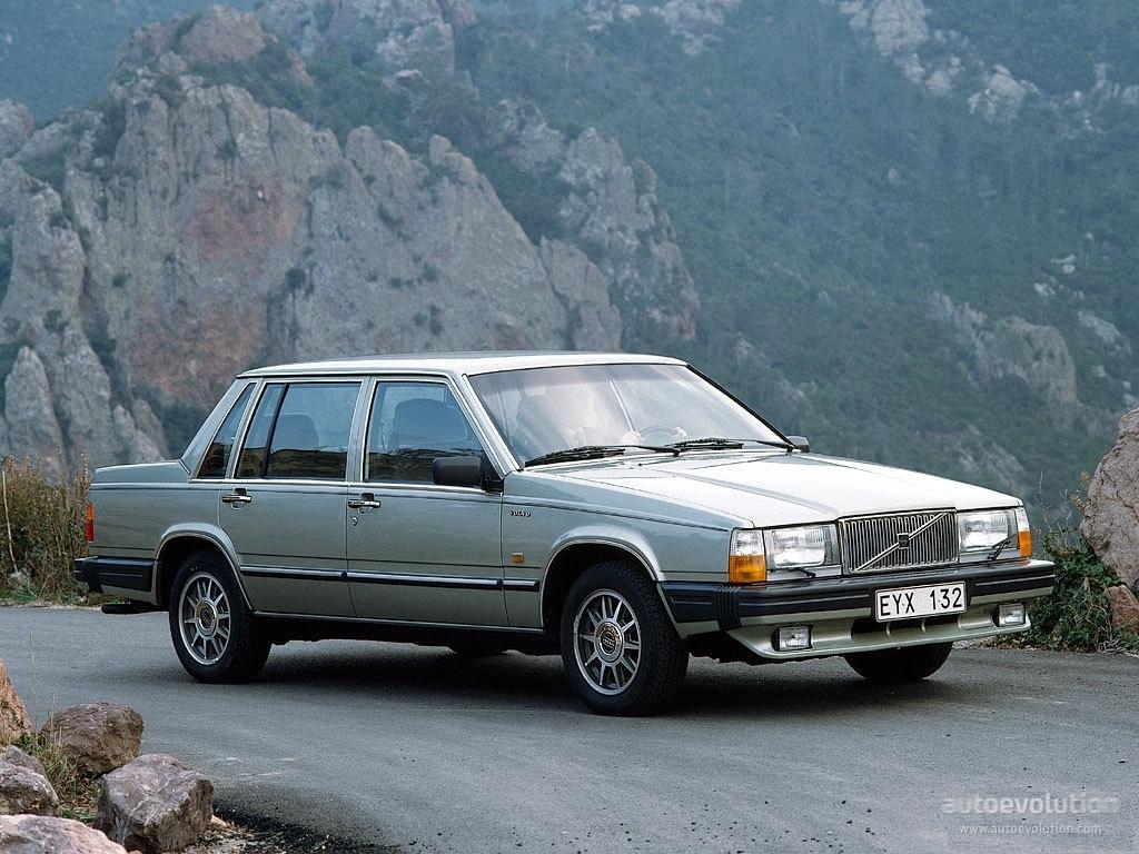 VOLVO 760 (1982 - 1990) ...