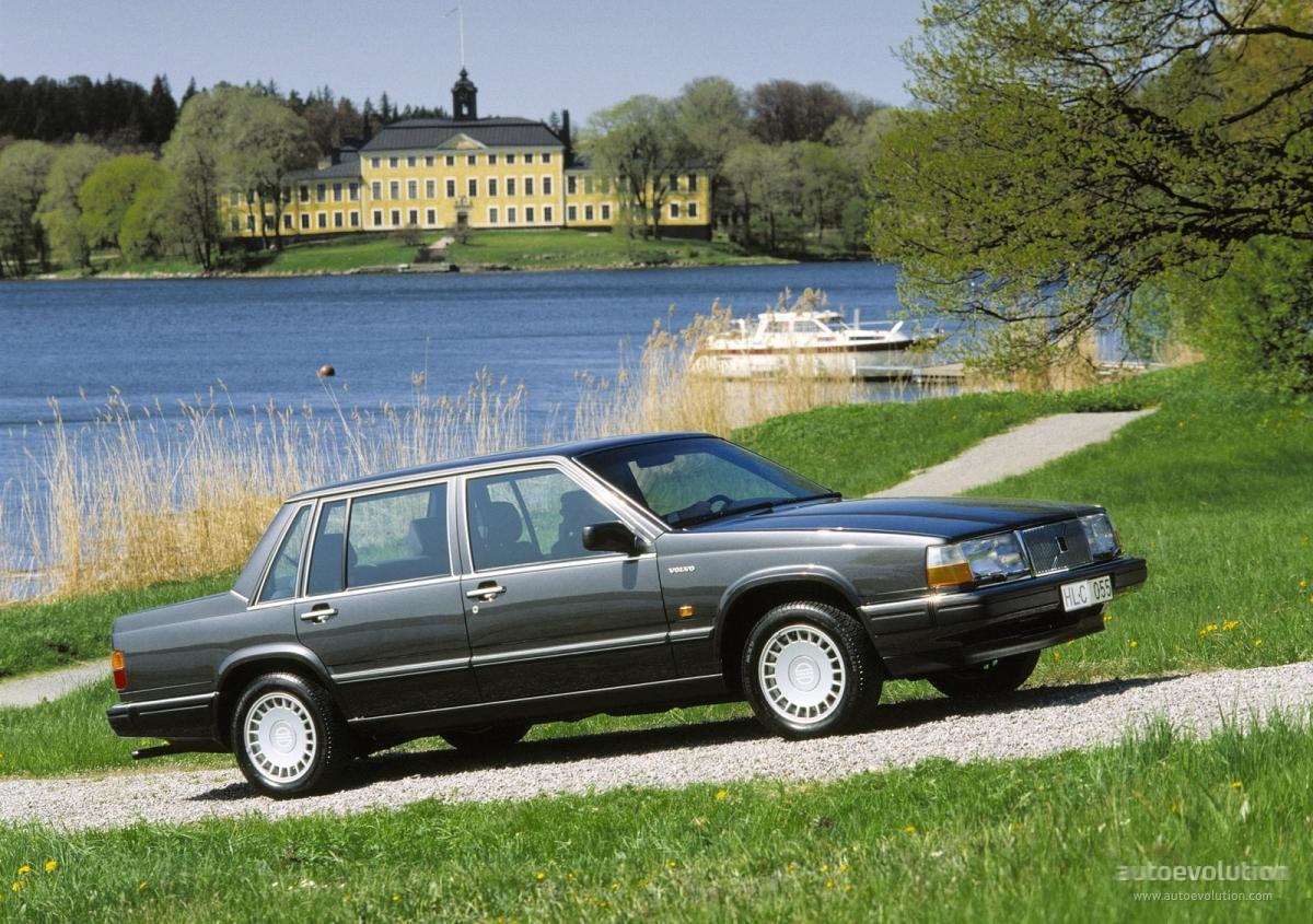 VOLVO 760 specs - 1982, 1983, 1984, 1985, 1986, 1987, 1988 ...
