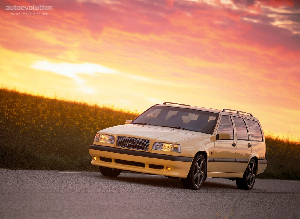 VOLVO 850 Estate R specs & photos - 1994, 1995, 1996 - autoevolution