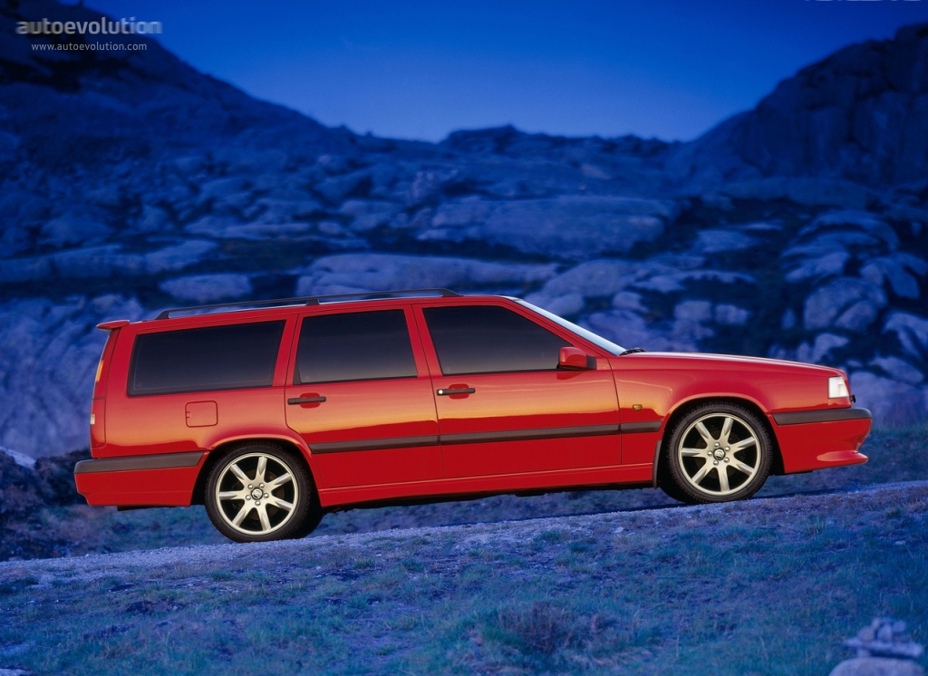 volvo 850 estate r specs photos 1994 1995 1996 autoevolution. Black Bedroom Furniture Sets. Home Design Ideas