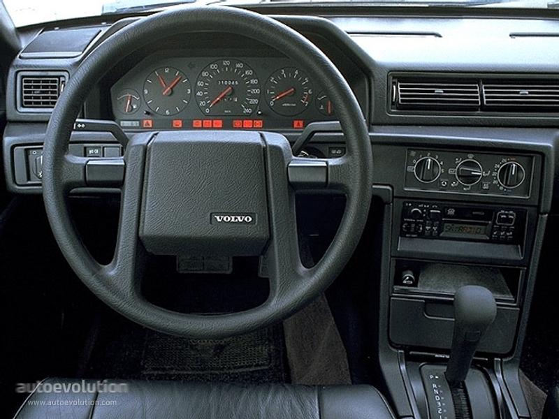 Volvo on Volvo 740 Gle Interior
