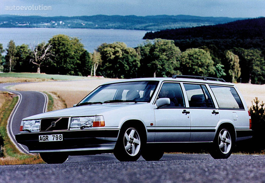 VOLVO 940 Estate specs & photos - 1990, 1991, 1992, 1993, 1994, 1995, 1996, 1997, 1998 ...
