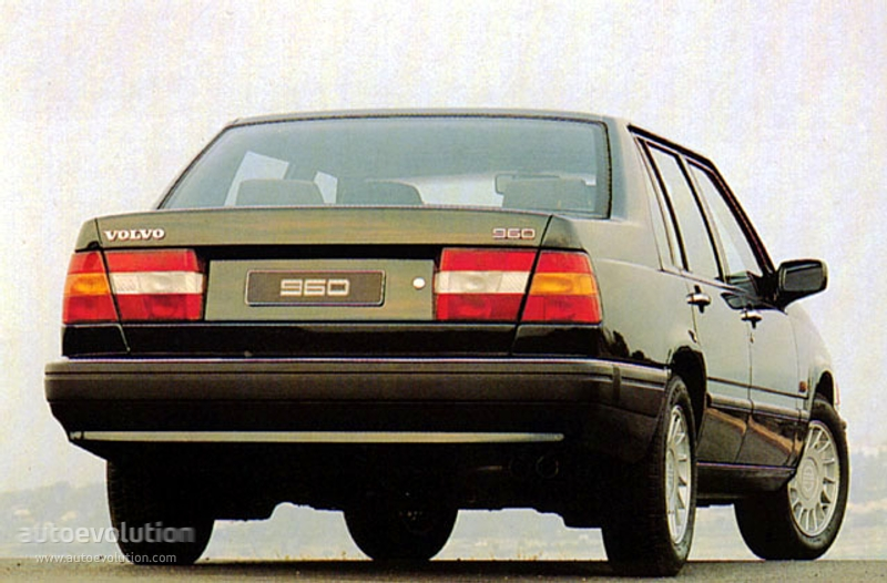 VOLVO 960 specs & photos - 1990, 1991, 1992, 1993, 1994 - autoevolution
