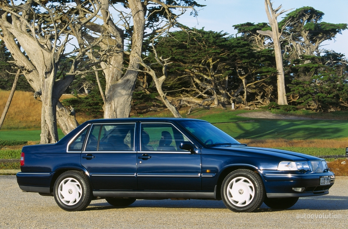 Volvo 960 1994 1995 1996 1997 Autoevolution