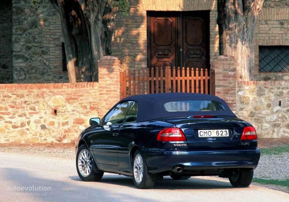 VOLVO C70 Convertible - 1999, 2000, 2001, 2002, 2003, 2004, 2005 - autoevolution