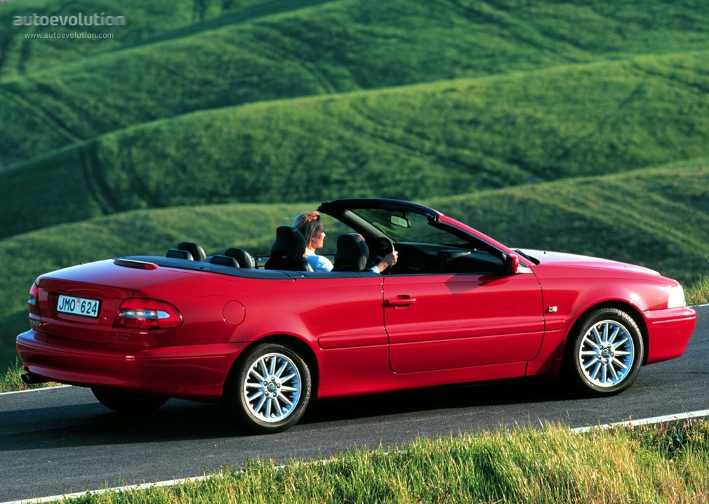 VOLVO C70 Convertible - 1999, 2000, 2001, 2002, 2003, 2004, 2005 - autoevolution