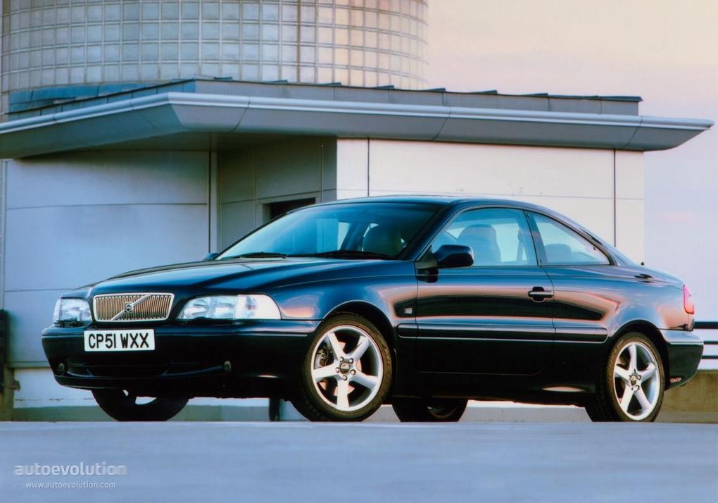 Volvo C70 1998 1999 2000 2001 2002 Autoevolution