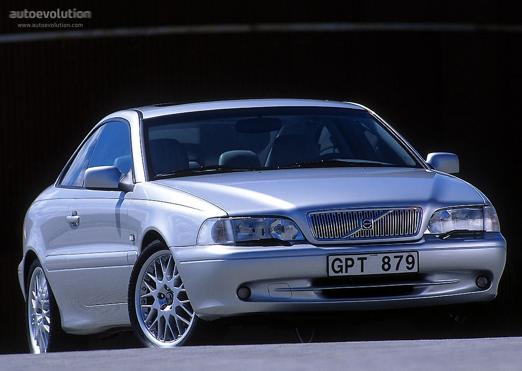 VOLVO C70 specs & photos - 1998, 1999, 2000, 2001, 2002 - autoevolution