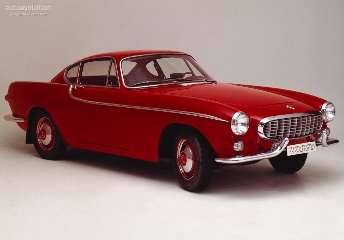 VOLVO P1800 specs - 1961, 1962, 1963, 1964, 1965, 1966, 1967, 1968, 1969, 1970, 1971, 1972, 1973 ...