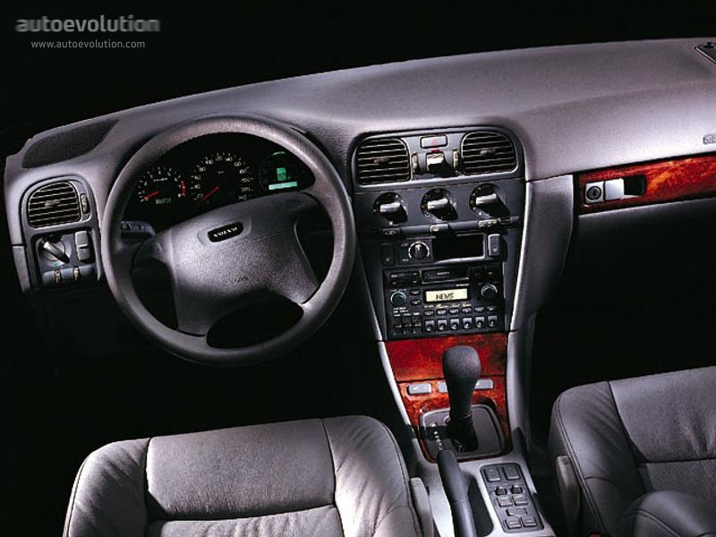 VOLVO S40 specs - 1996, 1997, 1998, 1999, 2000 - autoevolution
