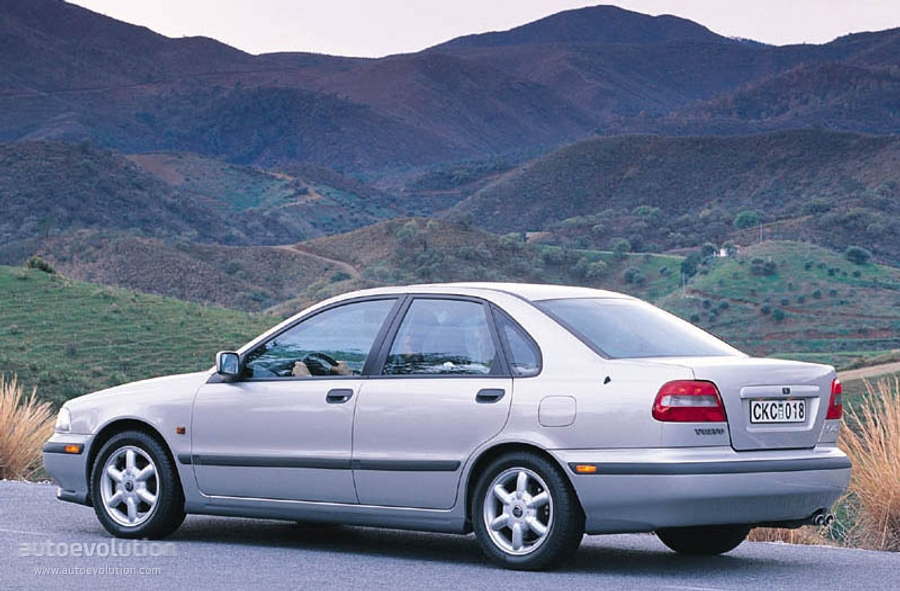 Volvo S40 1996 1997 1998 1999 2000 Autoevolution