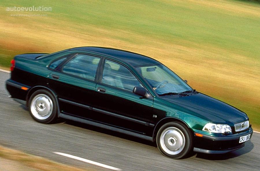 VOLVO S40 specs & photos - 1996, 1997, 1998, 1999, 2000 - autoevolution
