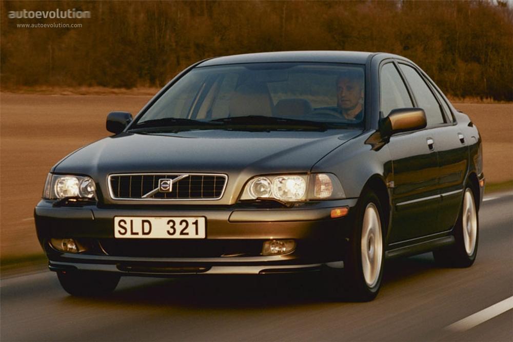 VOLVO S40 specs - 2000, 2001, 2002, 2003, 2004 - autoevolution