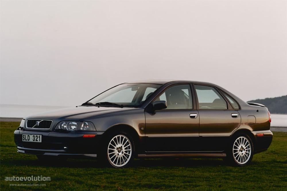 Volvo S40 2000 2001 2002 2003 2004 Autoevolution