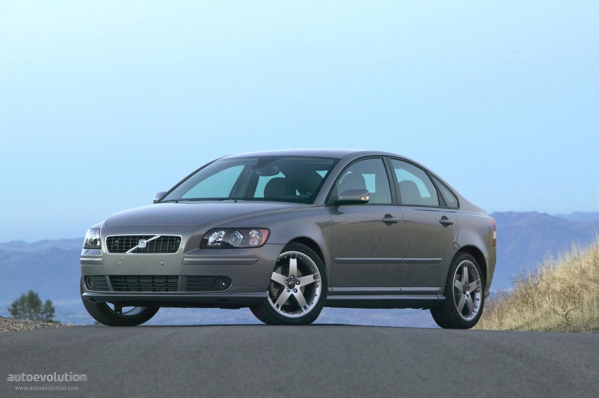 VOLVO S40 specs & photos - 2004, 2005, 2006, 2007 - autoevolution