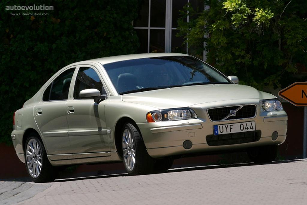 VOLVO S60 - 2004, 2005, 2006, 2007 - autoevolution