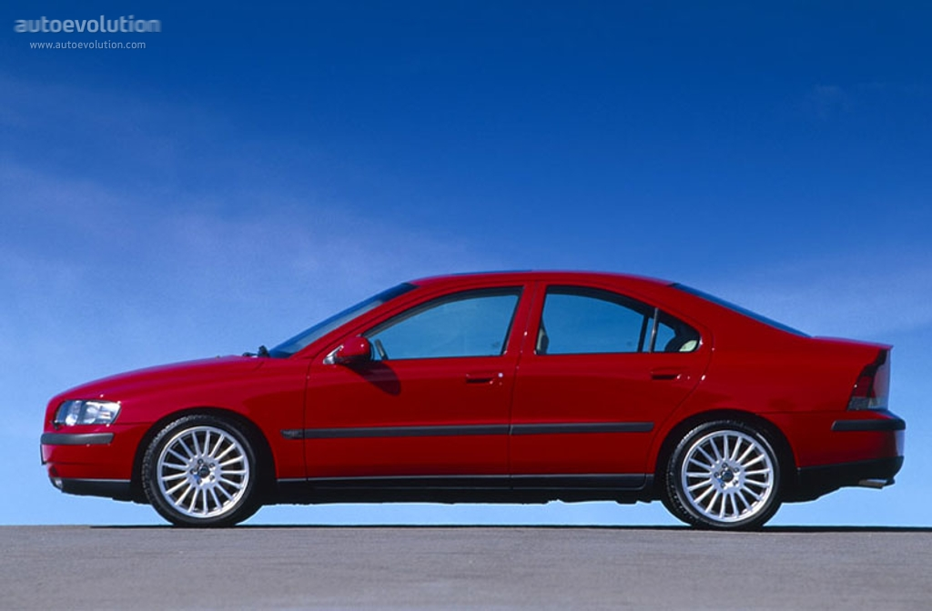 VOLVO S60 specs & photos - 2000, 2001, 2002, 2003, 2004 - autoevolution