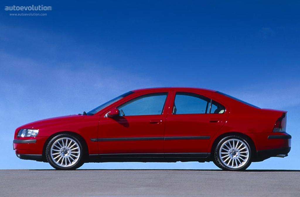 VOLVO S60 - 2000, 2001, 2002, 2003, 2004 - autoevolution